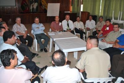 TRANSPORTISTAS DE BOLÍVAR SE REUNIERON CON AUTORIDADES MUNICIPALES