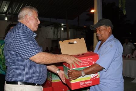 EN BOLIVAR, SERVIDORES MUNICIPALES CELEBRARON LA NAVIDAD