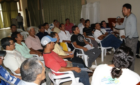 EN BOLÌVAR, MUNICIPALES SE CAPACITAN EN SEGURIDAD FISICAL Y PERSONAL
