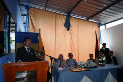 FISCAL DE LA NACIÓN INAGURÓ DE MANERA OFICIAL OFICINA DE CALCETA