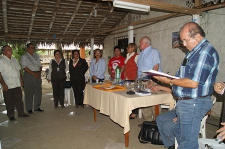 EN BOLÍVAR, GOBIERNO MUNICIPAL SOCIALIZA EJECUCIÓN DE  OBRAS