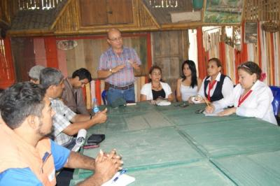 EL CANTÓN BOLÍVAR, INICIA PREPARATIVOS PARA EL CARNAVAL 2012
